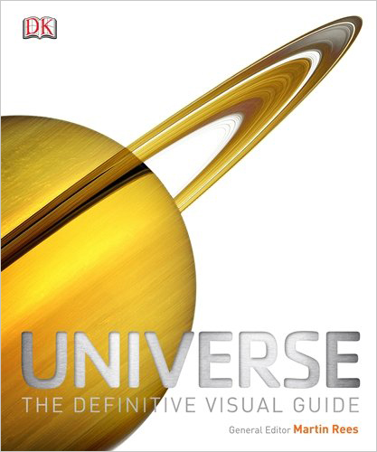 Universe : Definitive Visual Guide (Hardcover)
