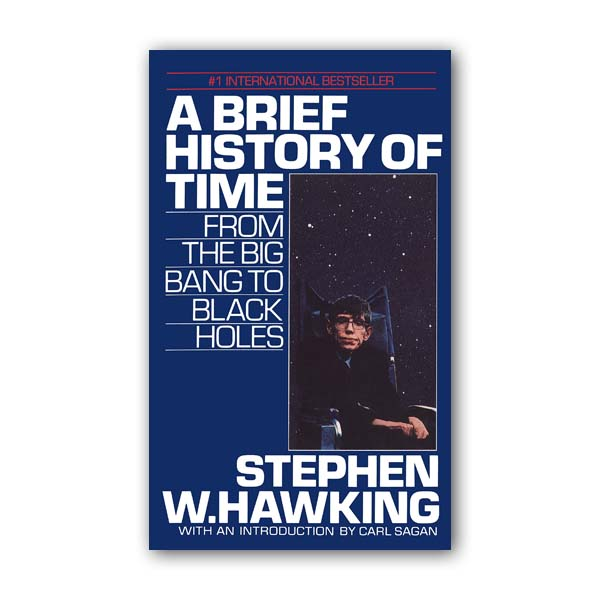 스티븐 호킹 : Brief History of Time (Paperback, INT)