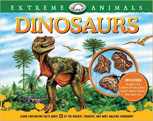 Extreme Animals : Dinosaurs (Hardcover)