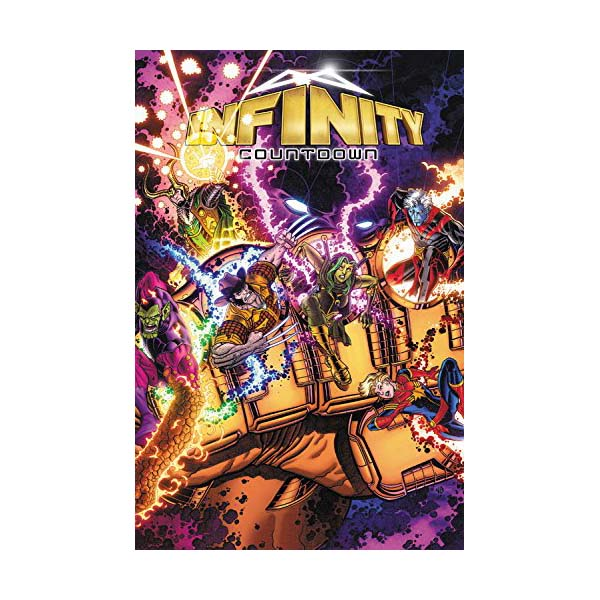 Infinity Countdown (Paperback, 2018)