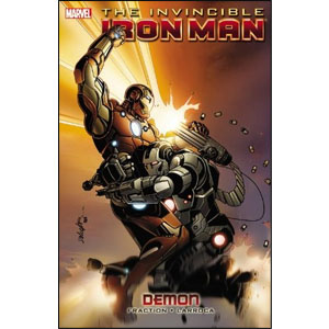 Invincible Iron Man #9 : Demon (Paperback)