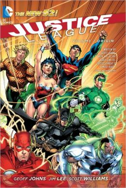 Justice League #1 : Origin (Paperback)
