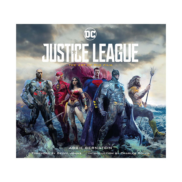 Justice League : The Art of the Film (Hardcover)