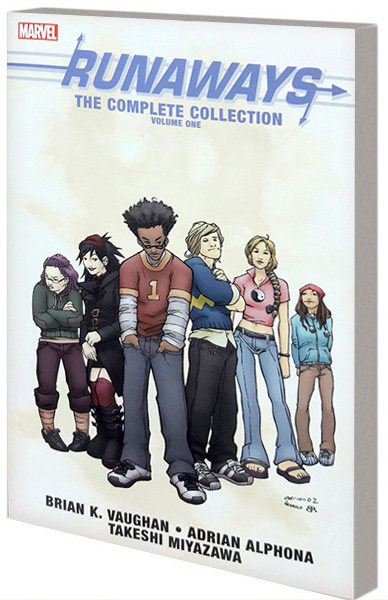 Marvel : Runaways #1. Runaways the Complete Collection, Volume One (Paperback)