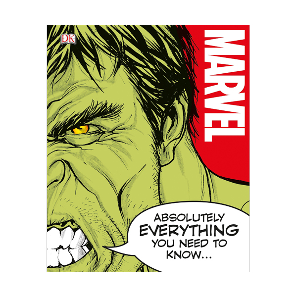 Marvel Absolutely Everything You Need to Know (Hardcover)