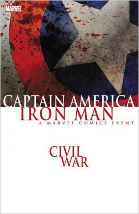 Marvel Civil War : Captain America / Iron Man (Paperback)