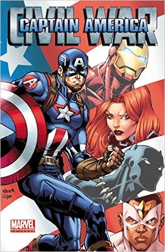 Marvel Universe Captain America : Civil War (Paperback)