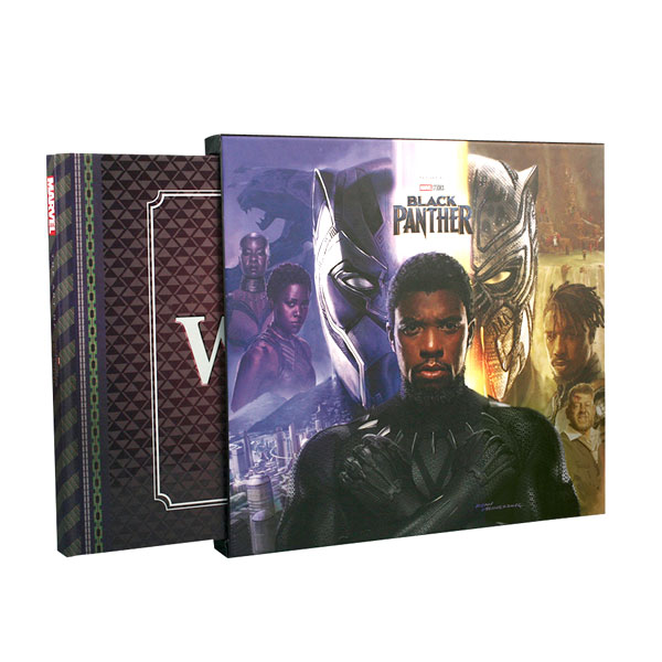 Marvel's Black Panther : The Art of the Movie (Hardcover)