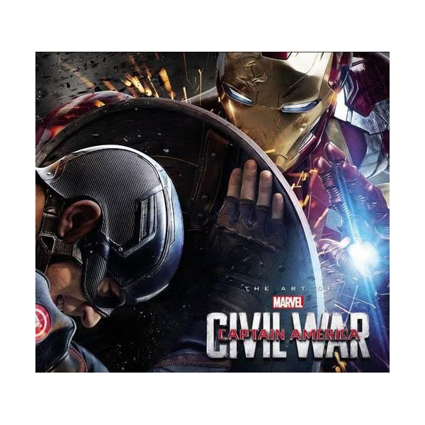 Marvel's Captain America : Civil War : The Art of the Movie (Hardcover)