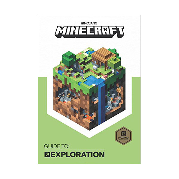 Minecraft Guide to Exploration : An official Minecraft book from Mojang (Hardcover)