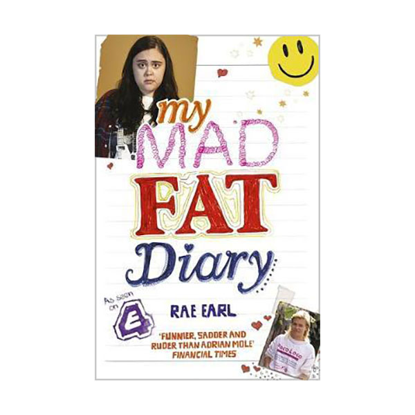 My Mad Fat Diary #1 (Paperback, 영국판)