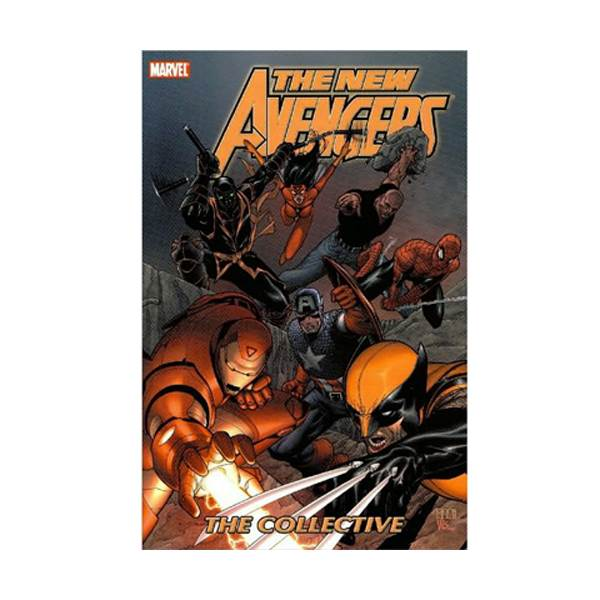 New Avengers, Volume 4: The Collective (Paperback)