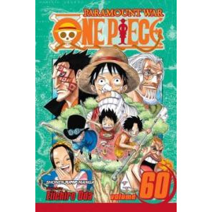 One Piece #60 (paperback)