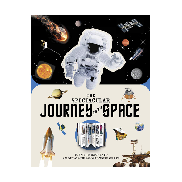 Paperscapes : The Spectacular Journey into Space (Hardcover, 영국판)