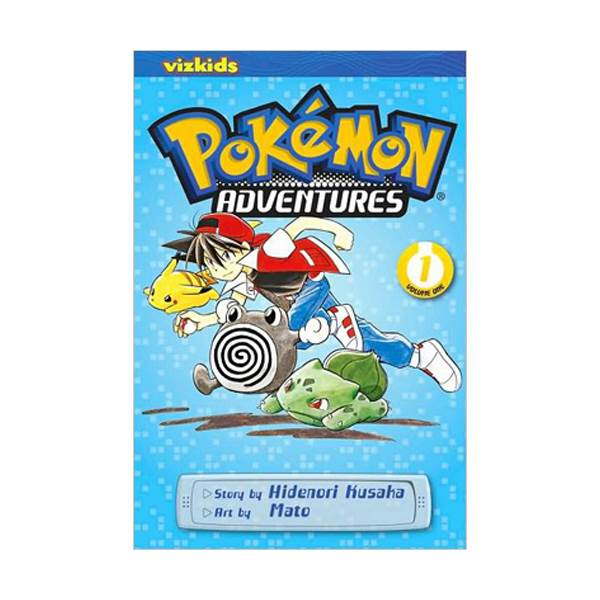 Pokemon Adventures #1 (Paperback)