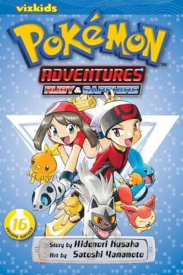 Pokemon Adventures #16 (Paperback)