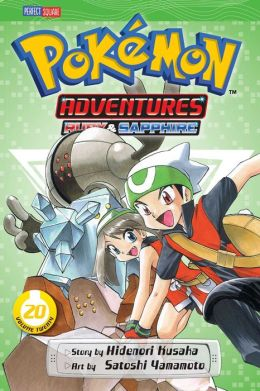 Pokemon Adventures #20 (Paperback)