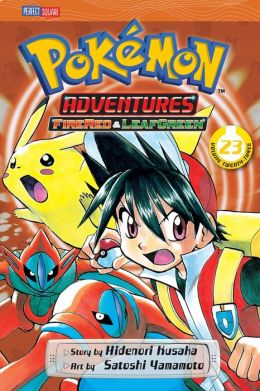 Pokemon Adventures #23 (Paperback)