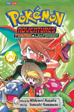 Pokemon Adventures #24 (Paperback)