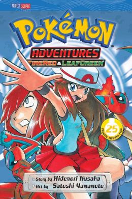 Pokemon Adventures #25 (Paperback)