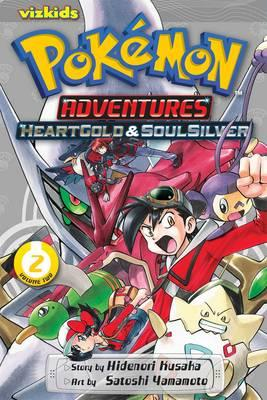Pokemon Adventures : Heart Gold & Soul Silver VOL 02 (Paperback)