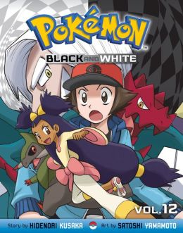 Pokemon Black and White #12 (Paperback)