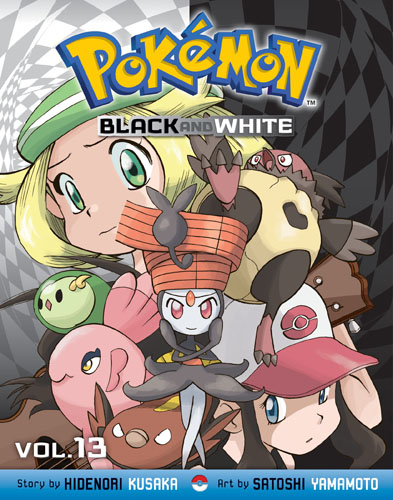 Pokemon Black and White #13 (Paperback)