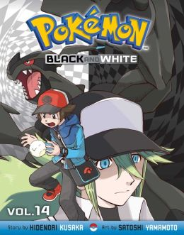 Pokemon Black and White #14 (Paperback)