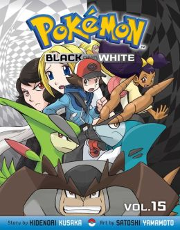 Pokemon Black and White #15 (Paperback)