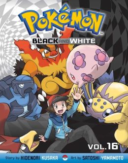 Pokemon Black and White #16 (Paperback)
