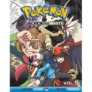 Pokemon Black and White #5 (Paperback)