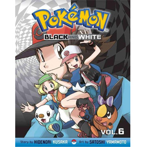 Pokemon Black and White #6 (Paperback)