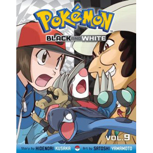 Pokemon Black and White #9 (Paperback)