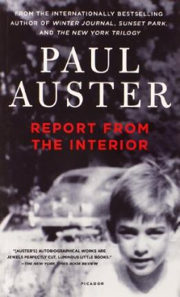Report from the Interior (Mass Market Paperback)