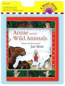 RL 2.7 : Annie and the Wild Animals (Book & CD)