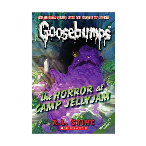 Classic Goosebumps #09 : The Horror At Camp Jellyjam (Paperback)