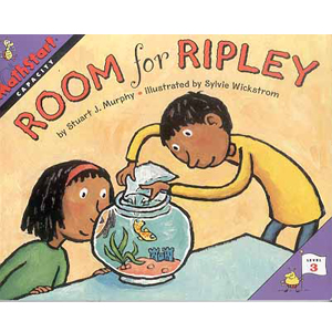 Mathstart 3 : Room for Ripley (Paperback)