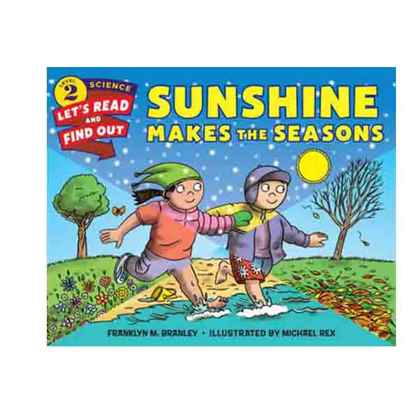 RL 3.6 : Let's-Read-and-Find-Out Science 2 : Sunshine Makes the Seasons (Paperback)