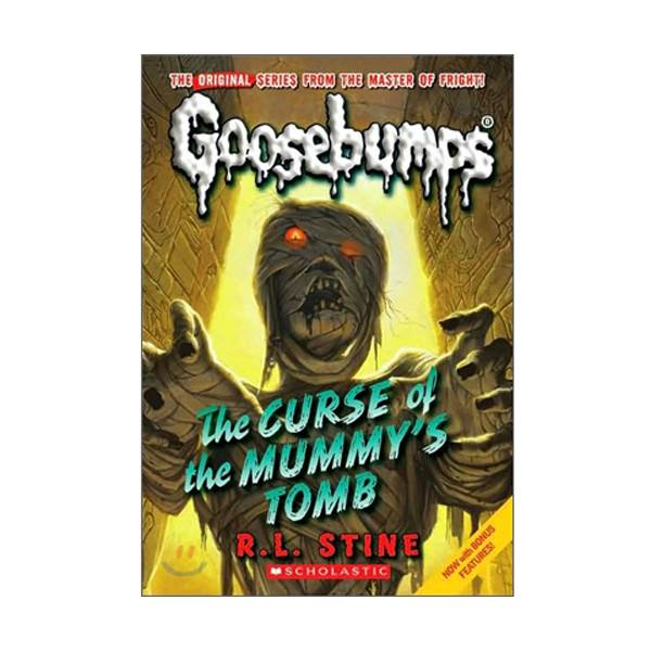 Classic Goosebumps #06 : Curse of the Mummy's Tomb (Paperback)