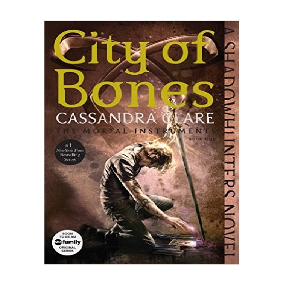 RL 5.0 : Mortal Instruments #1 : City of Bones (Paperback)