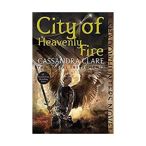 RL 5.8 : The Mortal Instruments Series #6 : City of Heavenly Fire (Paperback)
