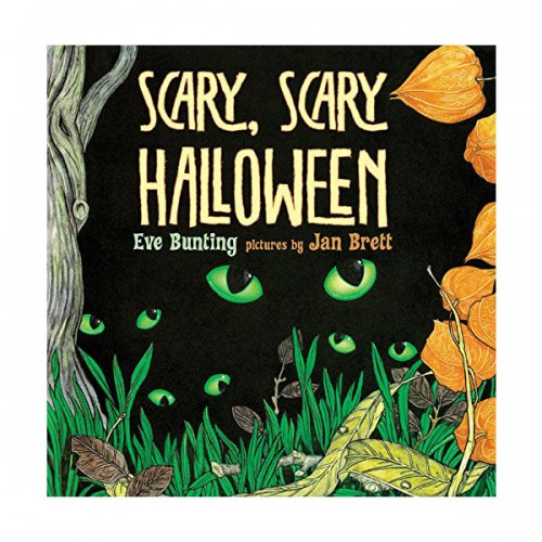 Scary, Scary Halloween (Hardcover & CD)