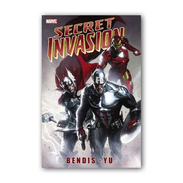 Secret Invasion (Paperback)