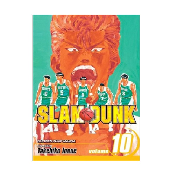 Slam Dunk, Volume 10 (Paperback)