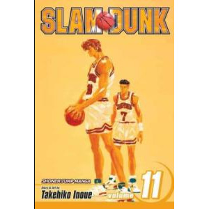 Slam Dunk, Volume 11 (Paperback)