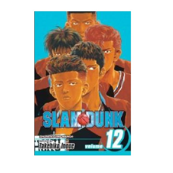 Slam Dunk, Volume 12 (Paperback)