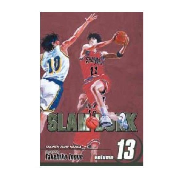 Slam Dunk, Volume 13 (Paperback)