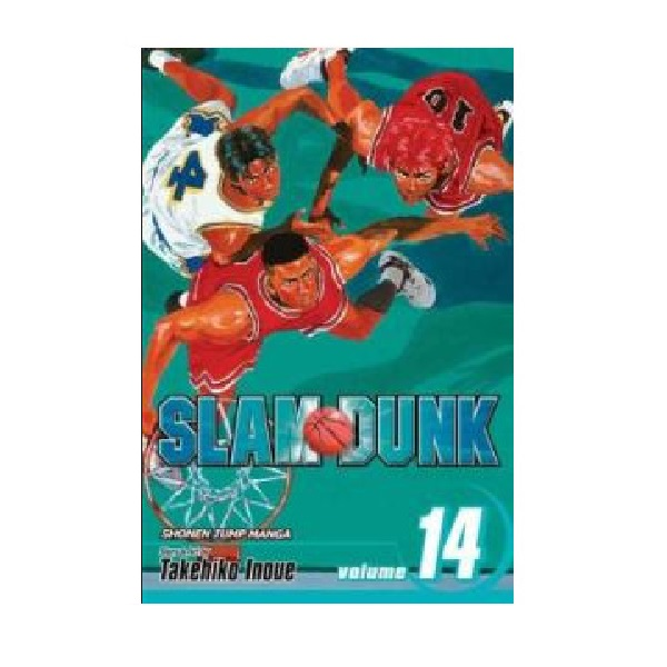 Slam Dunk, Volume 14 (Paperback)