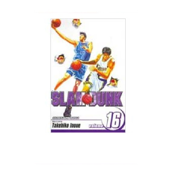 Slam Dunk, Volume 16 (Paperback)