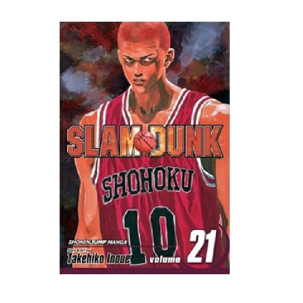 Slam Dunk, Volume 21 (Paperback)